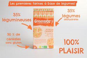 compo orange 300x199 - 7e édition du Concours national de la création agroalimentaire BIO /  Innovation végétale & ressources de proximité : l'équation gagnante