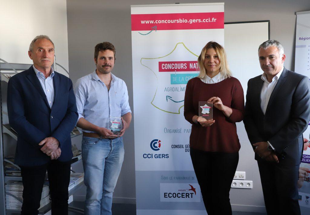 ecocert stephan andria cci 1024x713 - 7e édition du Concours national de la création agroalimentaire BIO /  Innovation végétale & ressources de proximité : l'équation gagnante