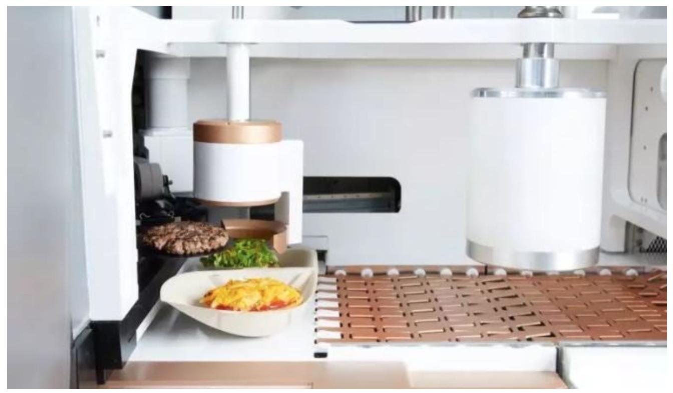 Capture d'écran 2019 08 19 à 09.26.24 - Un restaurant de burgers cuisinés par un robot