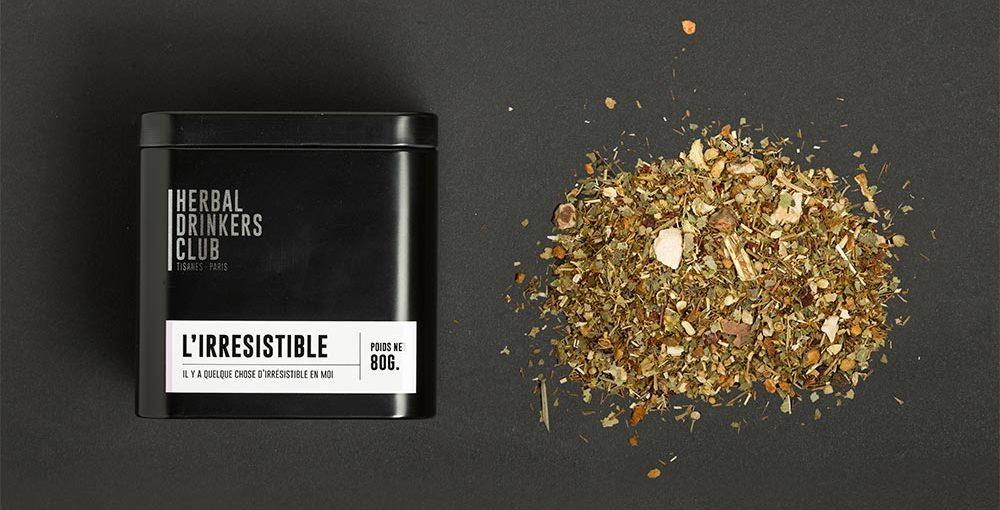 HDC boite metal vrac lirresistible e1565297082364 - Herbal Drinkers Club : poursuivant son expansion, la jeune Maison de Tisanes étend sa gamme au vrac