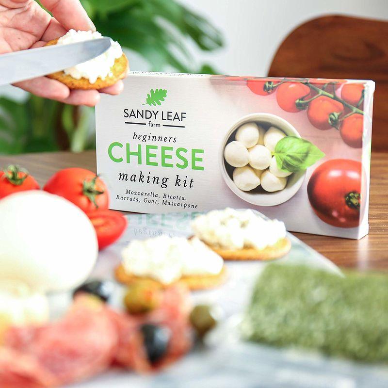 413528 2 800 - Un kit pour faire ses fromages