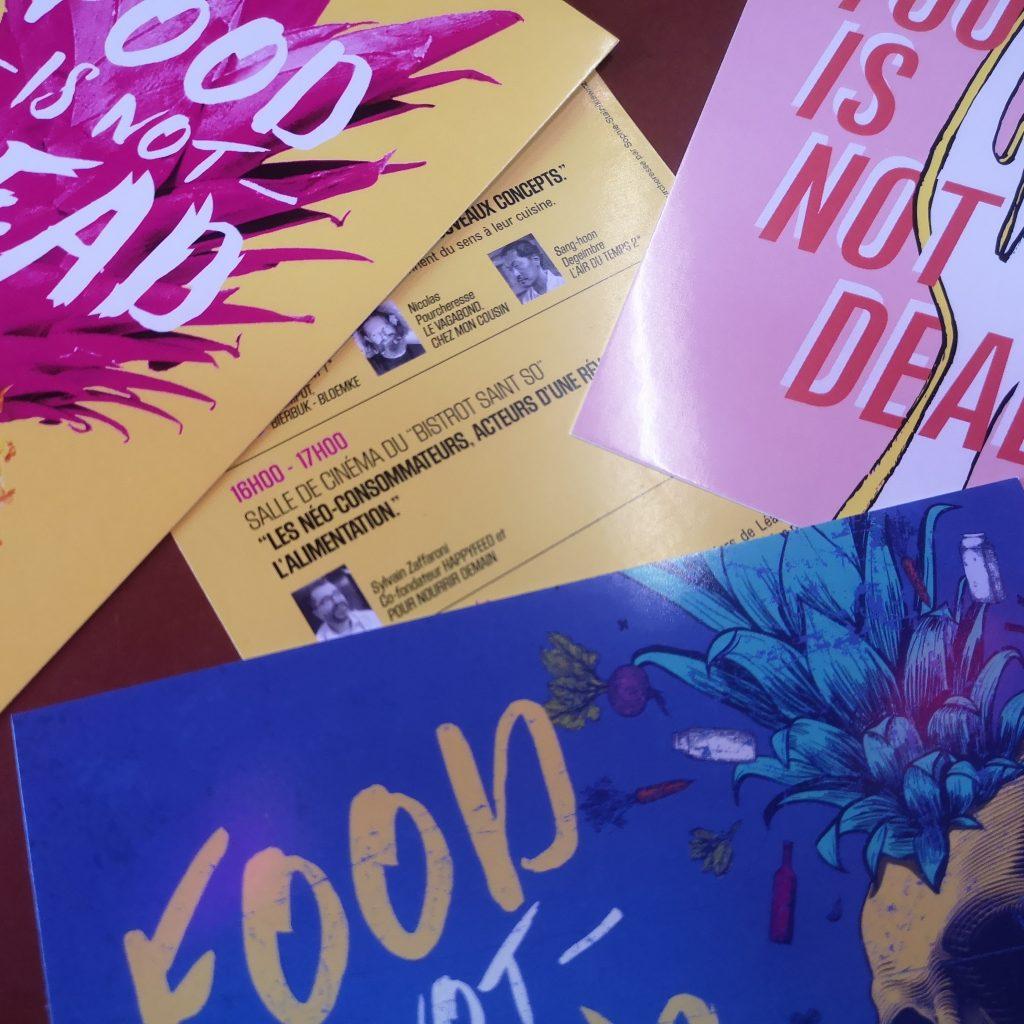 "IMG 20190917 093438 591 1024x1024 - Intervention ""Food is not dead"" lors du festival Mange Lille"