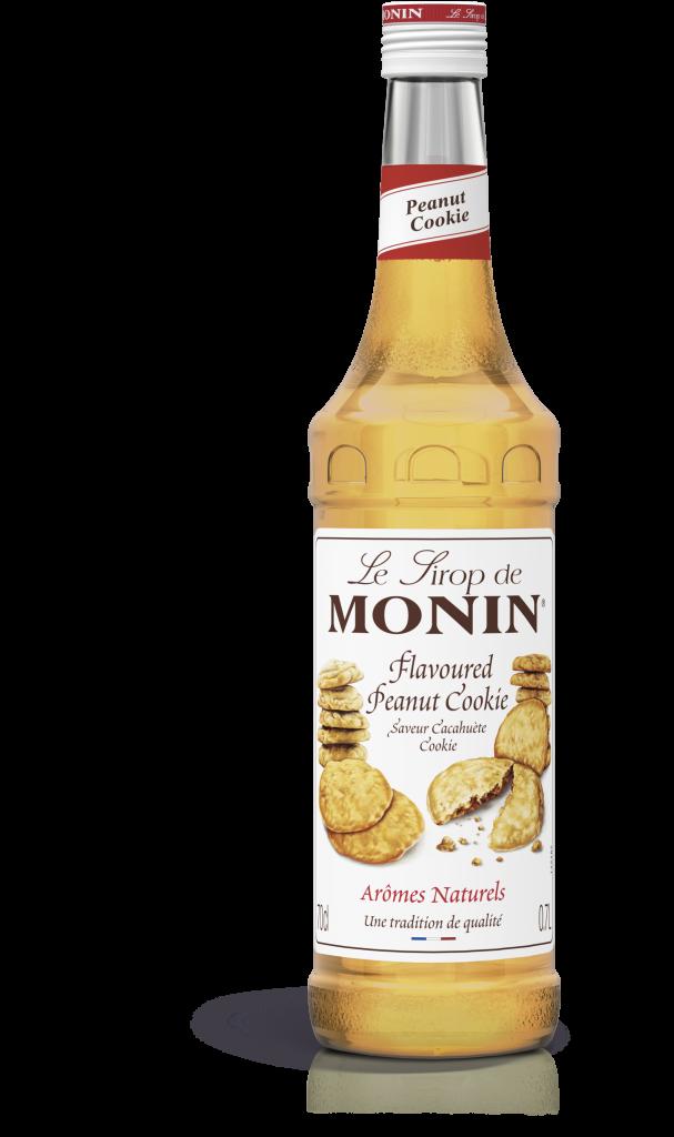 Peanut Cookie HD ok 607x1024 - Tendances mocktails et boissons chaudes selon MONIN