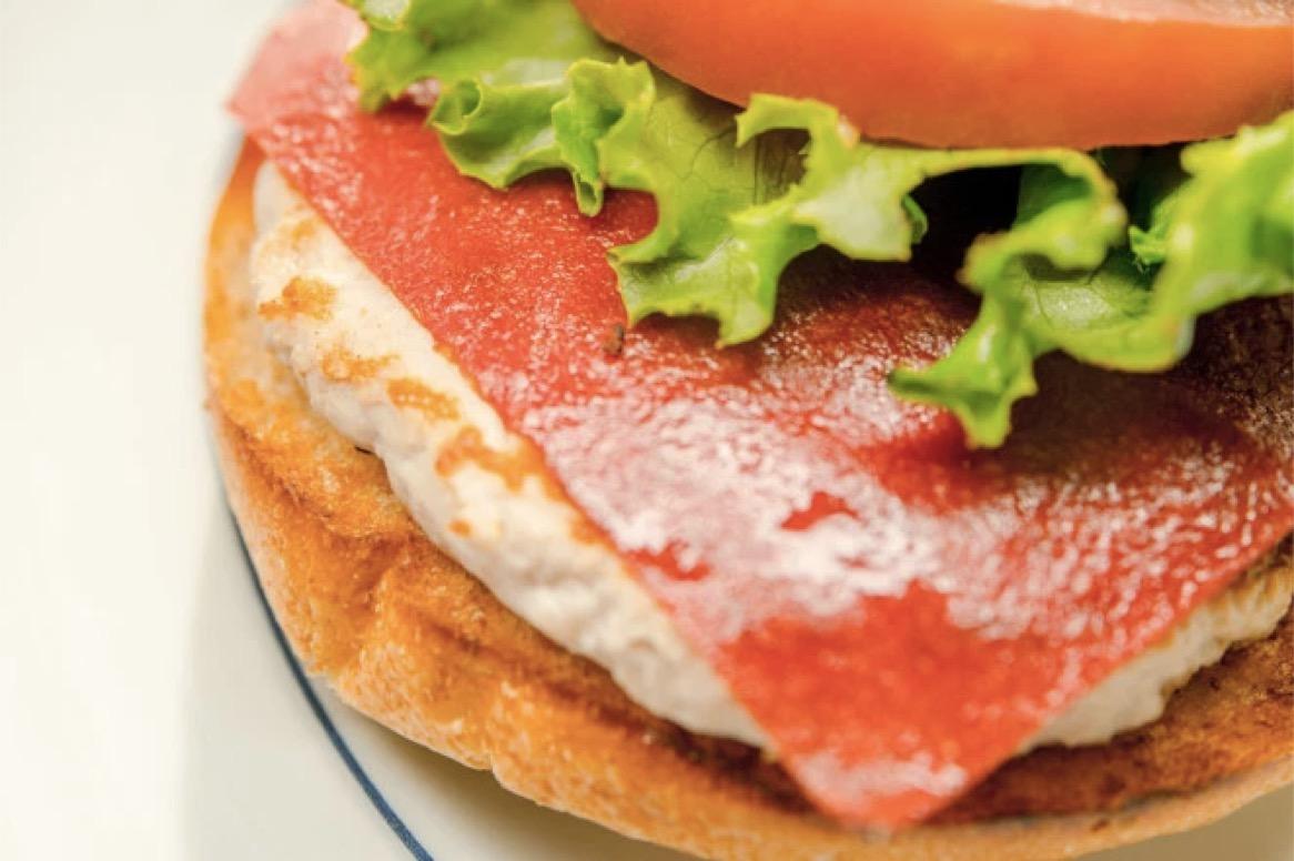 Sans titre 11 - Du ketchup sous forme solide