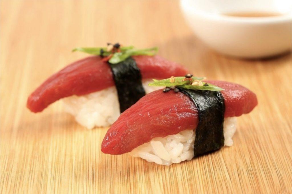 Sans titre 6 1024x682 - Des sushis fabriqués à partir de légumes