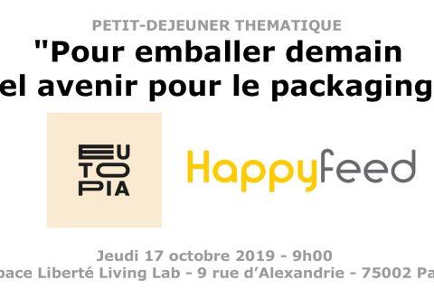 """eutopia 480x320 - Petit-déjeuner thématique : """"Pour emballer demain : quel avenir pour le packaging ?"""""""