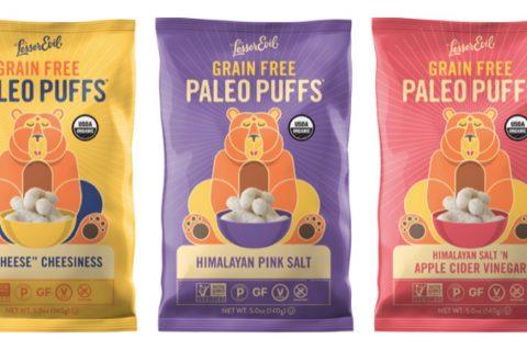 3 480x320 - Paléo : des biscuits soufflés sans céréales