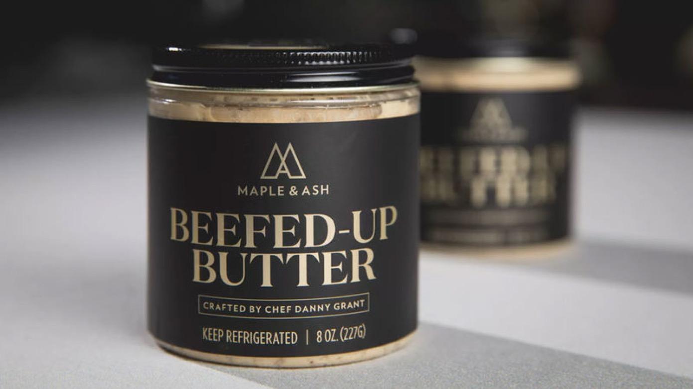 4 - Un beurre spécial carnivore