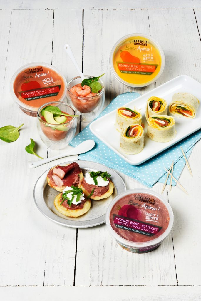 gammesaucesapero 684x1024 - La Popote Compagnie veut légumiser les repas des Français
