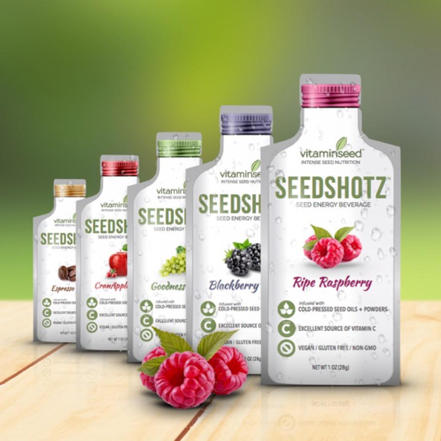 4 1 - Des shots nutritionnels aux fruits