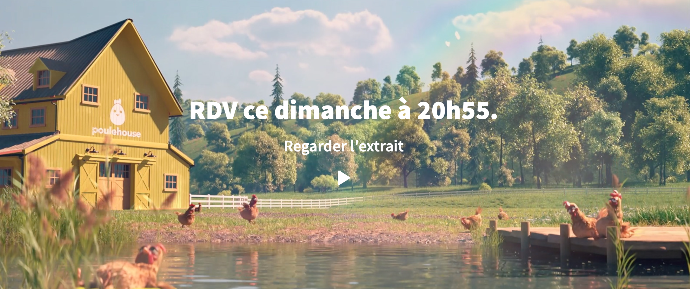 Capture d'écran 2019 11 05 à 08.25.47 - Poulehouse, l'oeuf qui ne tue pas la poule passe à la télé !