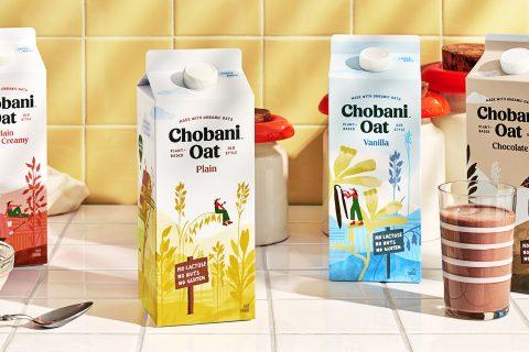 chobani milk main tease ce6a2818c0ee034947b91d4d497ffbc8 480x320 - Chobani sort de sa zone de confort pour se lancer dans une nouvelle catégorie de produits !