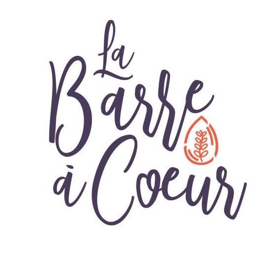 logo - LA BARRE A CŒUR, une nouvelle marque de barres pour faire de chaque gourmand un héros