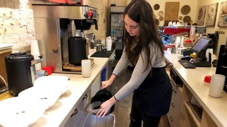 matter of taste organic waste program kitchener bia - Des déchets alimentaires pour produire de l'énergie verte