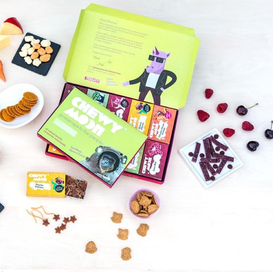 1 4 - Une box de collations pour enfants