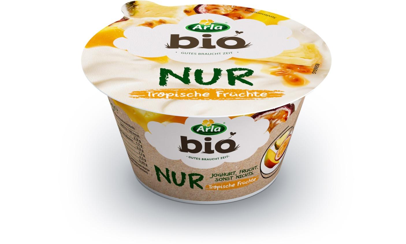 1 - Le yaourt aux deux ingrédients