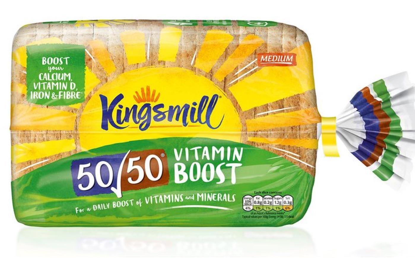 4 - Des pains boostés aux vitamines