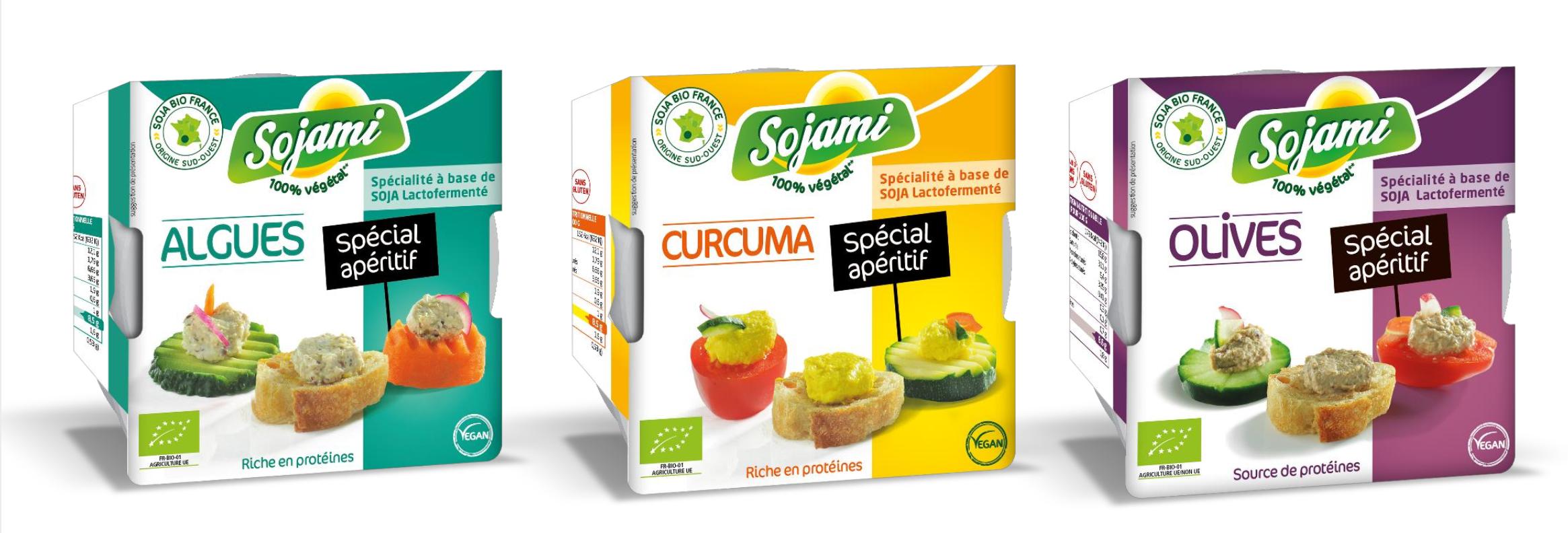 Capture d'écran 2019 12 18 à 08.26.27 - Sojami, des produits innvovants pour la transition alimentaire
