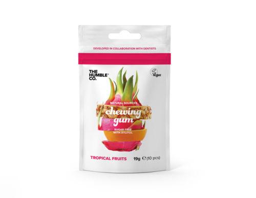 chewing gum tropical fruits 500x388 1 - The Humble Co, en avant mâche !