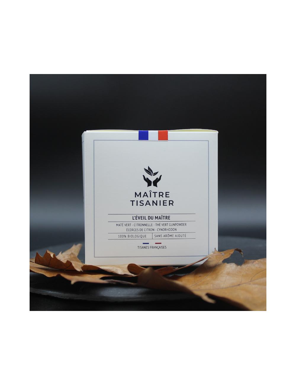 pack de noel maitre tisanier - L'excellence des tisanes françaises avec le Maître Tisanier