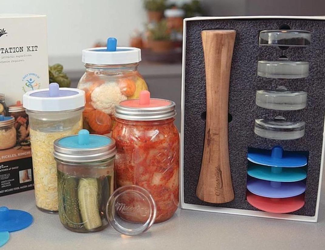 3 - Un kit pour fermenter chez soi