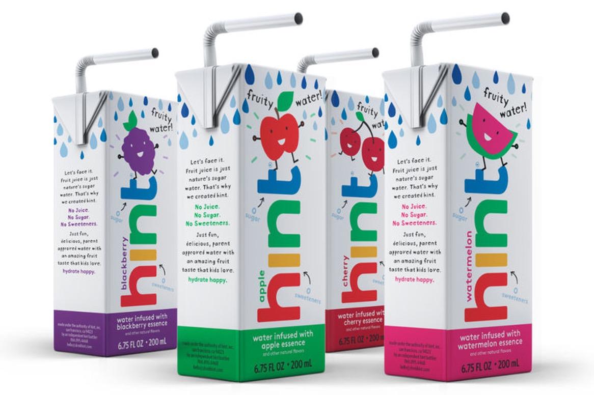 5 3 - Une eau aromatisée sans sucre pour enfants