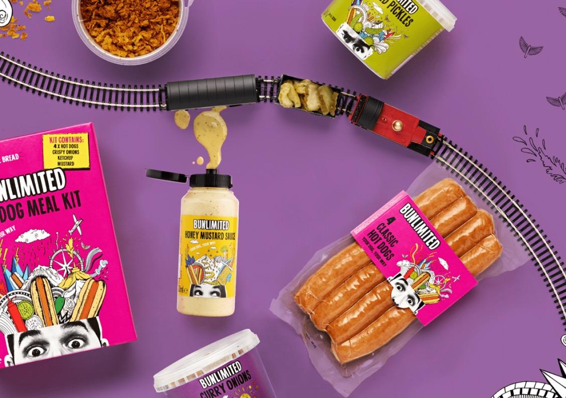 5 - Des hot-dogs en kit