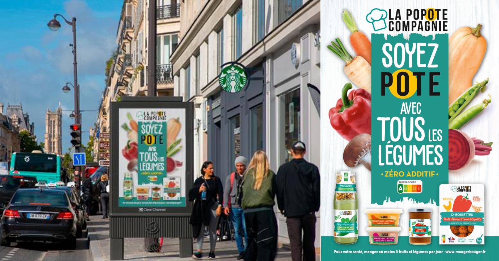 Capture d'écran 2020 01 08 à 18.12.25 - La Popote Compagnie s'affiche dans les rues de Paris