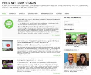 Capture d'écran 2020 01 14 à 15.29.09 300x248 - Comment Pour nourrir demain va changer le paysage alimentaire français en 2020 ?