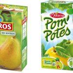 gourdes 150x150 - Andros revendique son avance sur Pom'Potes pour les gourdes recyclables