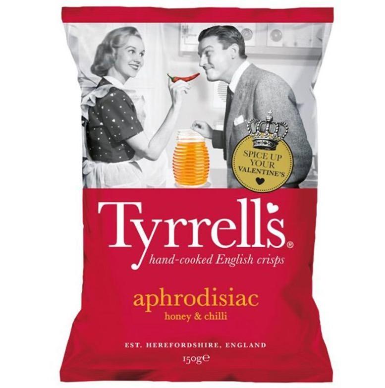 1 3 - Des chips aphrodisiaques pour la Saint-Valentin
