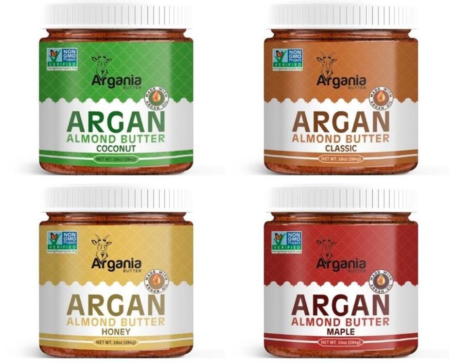 3 2 - Des pâtes à tartiner à l'huile d'argan