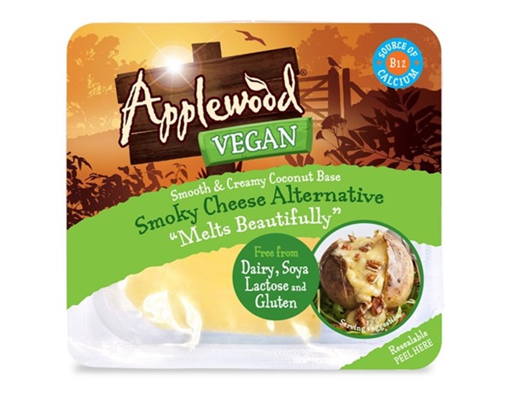 4 3 - Une alternative vegan au célèbre fromage fumé