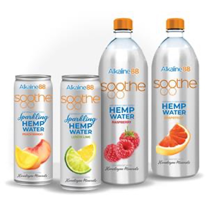 5 2 - Des boissons énergisantes enrichies en chanvre