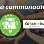 Arterris 150x150 - Arterris rejoint la Communauté Pour nourrir demain
