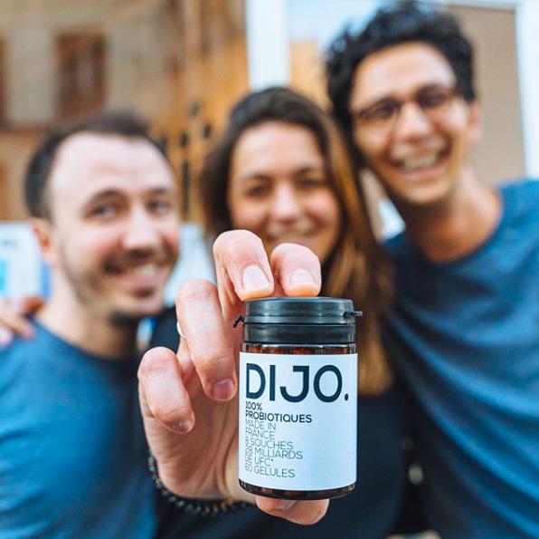 DIJO100probiotiquesnaturelsveganetfaitsenFrance - DIJO, le shot de bonnes bactéries