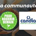 candia 150x150 - Candia rejoint la Communauté Pour nourrir demain