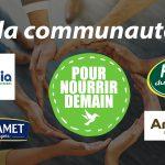 communaute02 150x150 - d'aucy, Stoeffler, Perle du Nord, Candia, Arterris et St Mamet rejoignent la Communauté Pour nourrir demain