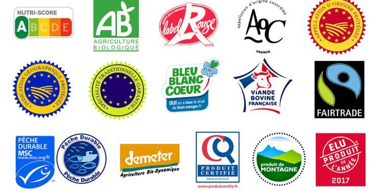 """label rouge aoc produit de lannee comment decoder les labels alimentaires 1253811 - Journée """"Filières et Labels"""" de la Communauté Pour nourrir demain"""