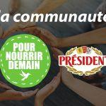 president 1 150x150 - Président rejoint la Communauté Pour nourrir demain
