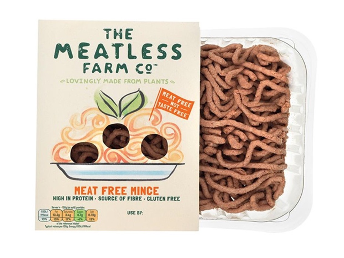 1 - Une offre de viande fraîche à base de plantes