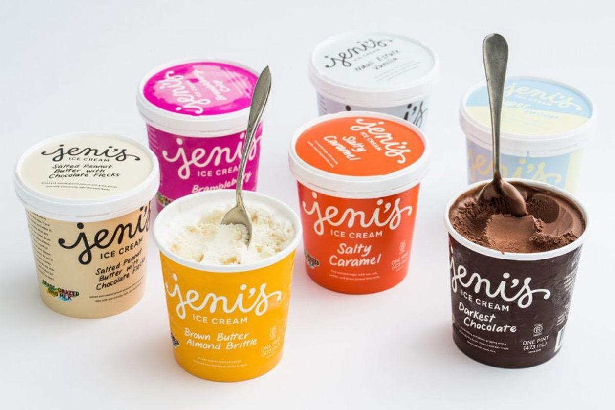 2 1 - Des yaourts glacés au babeurre