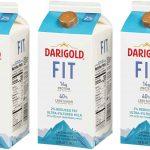 2 5 150x150 - Du lait à haute valeur protéique avec moins de sucre