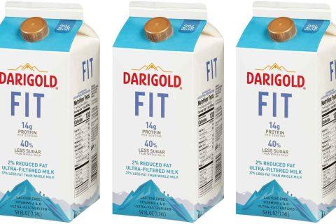 2 5 480x320 - Du lait à haute valeur protéique avec moins de sucre