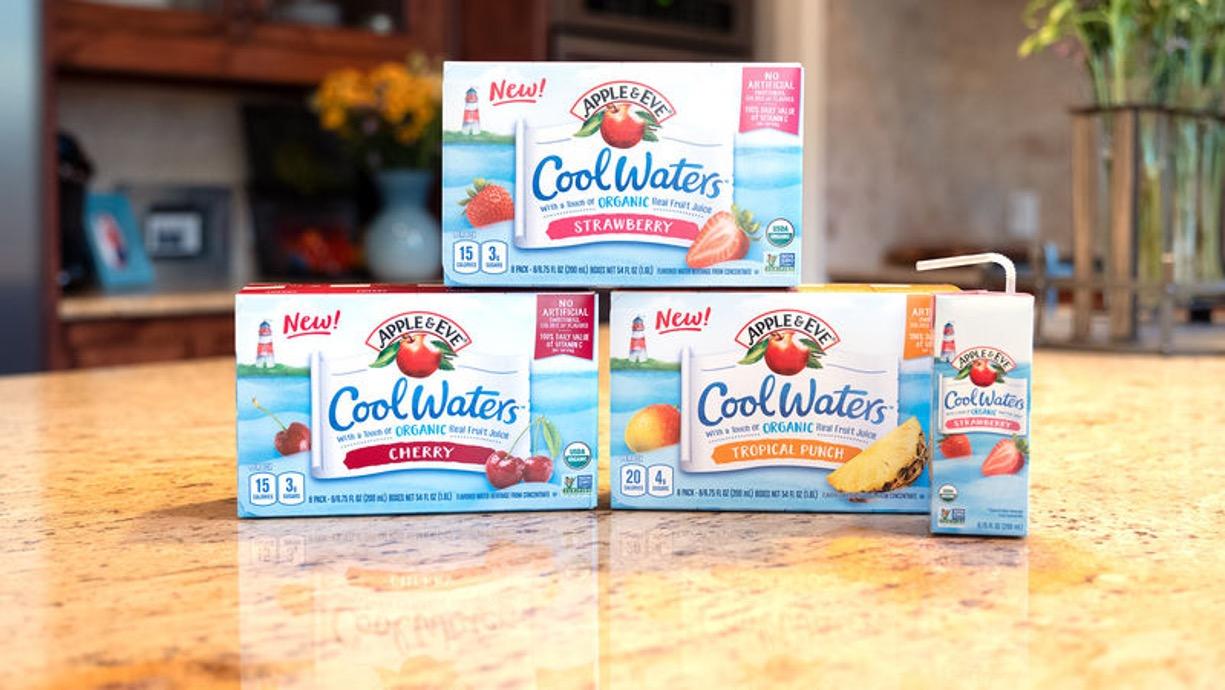 3 4 - Une eau aromatisée pour les enfants