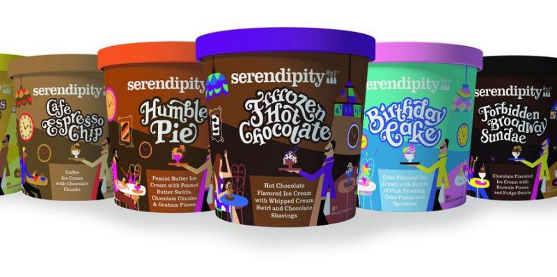 3 5 - Des crèmes glacées premium