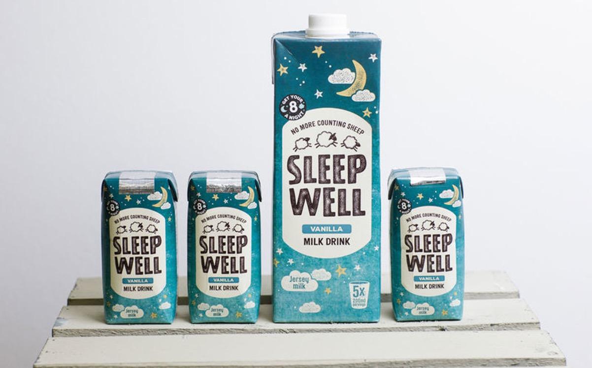 4 5 - Une boisson lactée pour dormir
