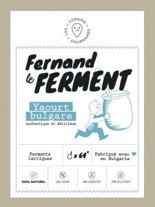 61PJd 8bpeL. AC SL1133  225x300 - Fernand le FERMENT, des ferments lactiques pour des yaourts bulgares authentiques