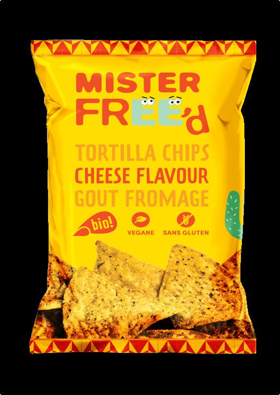 Fromage Vegan BIO - Mister Free'd revisite la classique tortilla