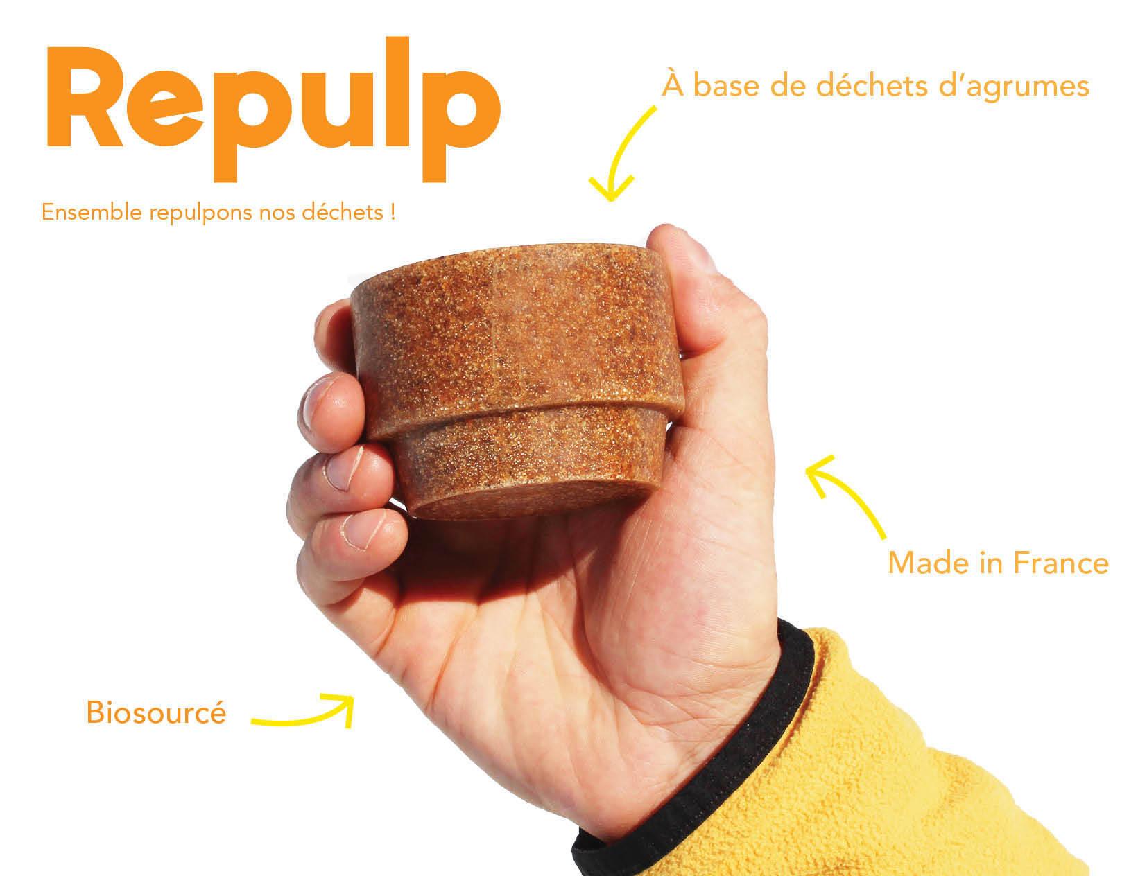IMAGE KKB 1 1583150455 - Repulp, un nouveau matériau partir de déchets d'agrumes